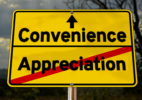 Gerard's Blog: Appreciation Depreciation