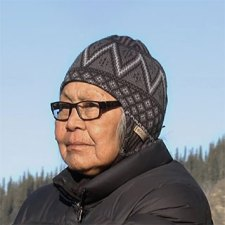 Julia Morberg, Teacher and sharer or traditional knowledge