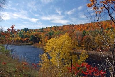 Hudson River - Fall Photo: Greg Klingler
