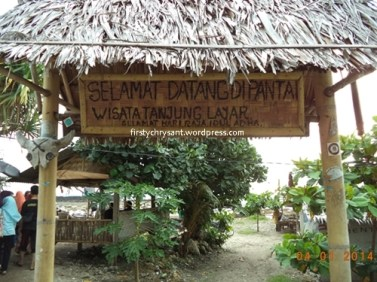 Selamat Datang di Tanjung Layar... :)