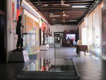 Bagian dalam Museum Etnografi