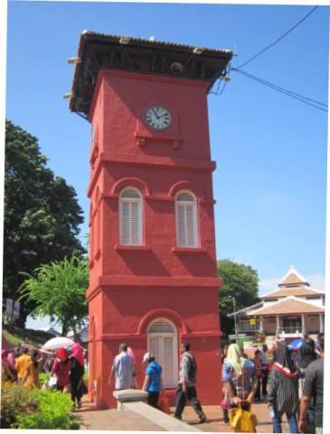 Stadthyus O'clock Malaka