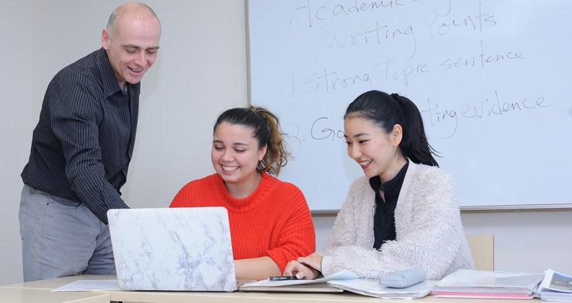 Academic English Program