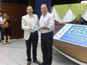 Dr. Ricardo Amorim, Procurador do Município do Natal e o Secretário de Meio Ambiente e Urbanismo, Marcelo Rosado