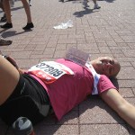 I'm a Marathoner!