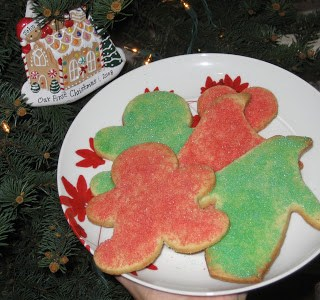 Pour Some Sugar on Cookies