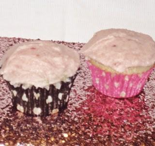 Berry Good Cupcakes