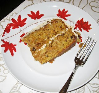 Synergy and Carrot Cake