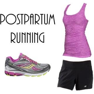 Postpartum Running