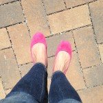 Little Happies: Pink Shoes Edition