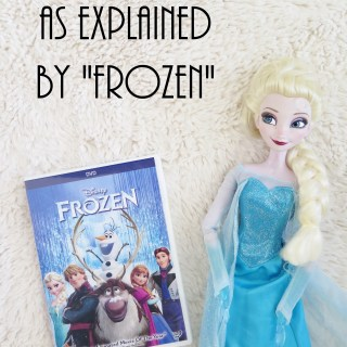 """Parenting: As Explained by """"Frozen"""""""