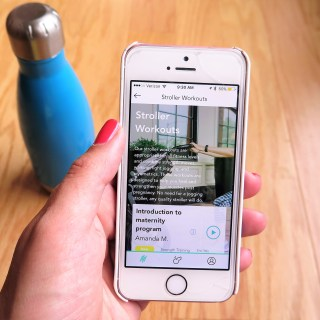 Workouts for a Work from Home Mom