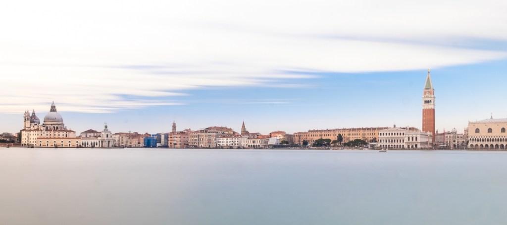 Venedig: Langzeitbelichtung