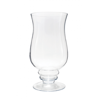 hurrican vase 12x6