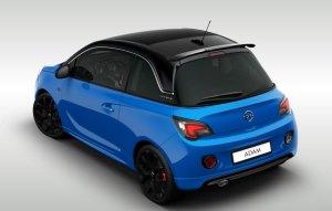 Opel Adam S - backtop