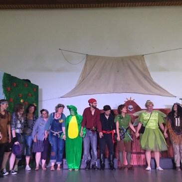 Peter Pan – Elterntheater für die ganze Familie