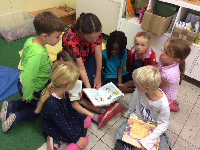Bücherei-Führung