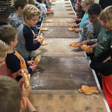 Besuch bei Bäcker Wodantaler
