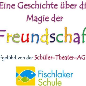 Aufführungen der Schüler-Theater-AG am 5. und 6. April