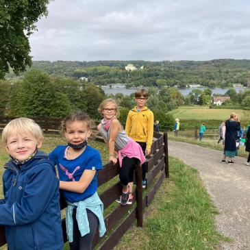 Sportunterricht an der frischen Luft (Teil 2)