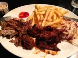 Delicious food at Bodeans