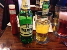 Pear cider - a good start to the weekend