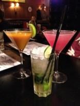 Monday night cocktails