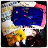 A selection of lovely presents