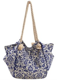 baroque-print-beach-bag