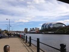The Sage and Millenium Bridge