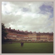 The Royal Crescent take two
