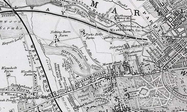 nottingdale-map-the-hippodrome-1841-london