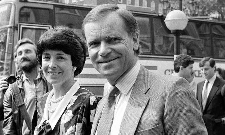 Jeffrey-Archer-with-wife-1987-London