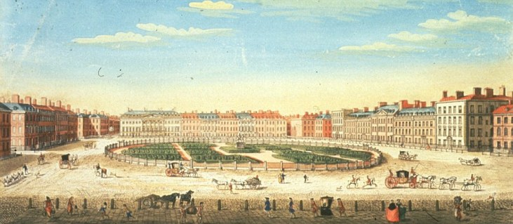 grosvenor-square-1750-mayfair