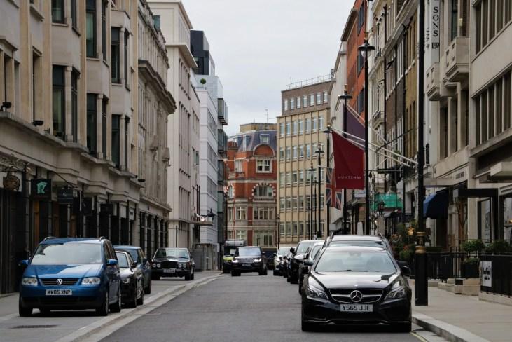 Savile Row-Mayfair