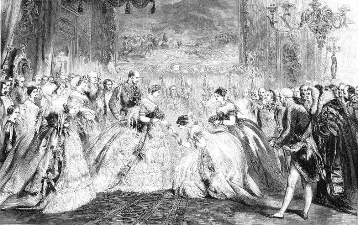 Bal-debiutantek-sezon-towarzyski-Londyn-1860
