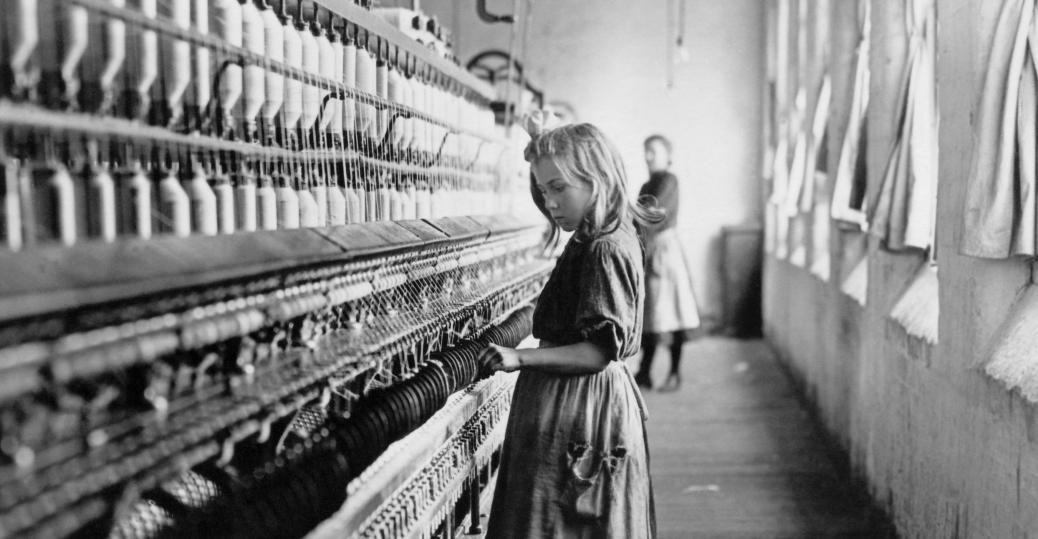 Życie dzieci w XIX-wiecznym Whitechapel. Zdobycze rewolucji przemysłowej, a wyzysk nieletnich.