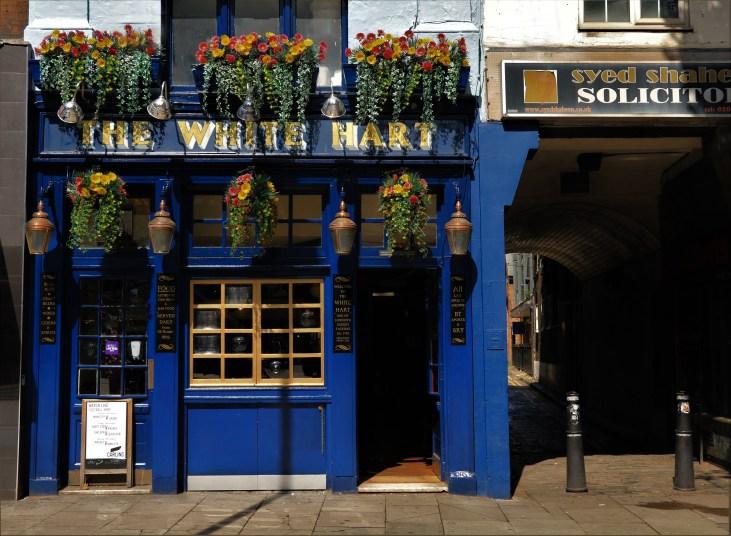 White-Hart-pub-George-Yard-Kuba-Rozpruwacz-Whitechapel-Londyn