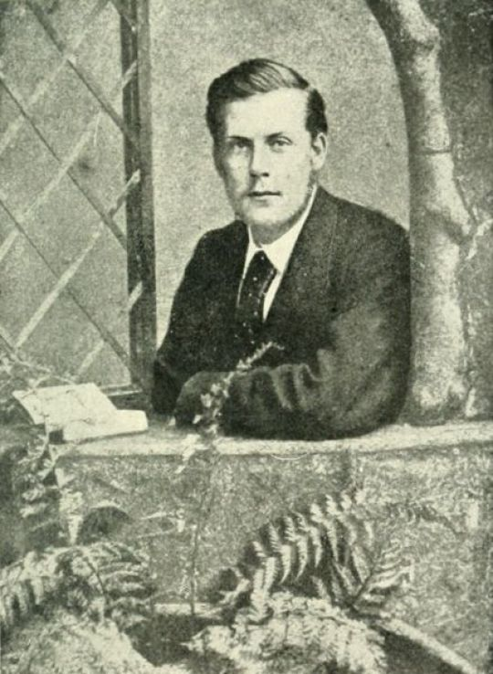Frederick-Charrington