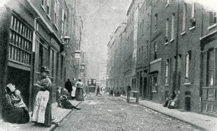 Dorset-Street-Spitalfields-London