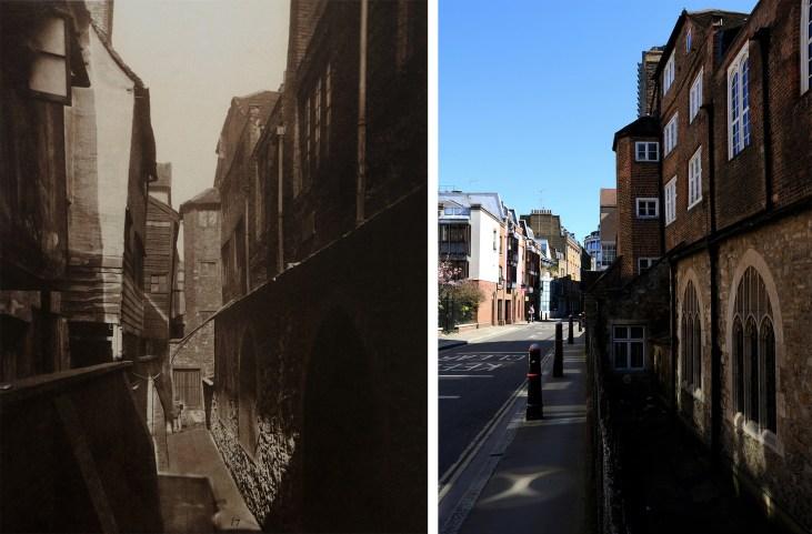 Cloth-Fair-Smithfield-Londyn-kiedyś-i-dziś