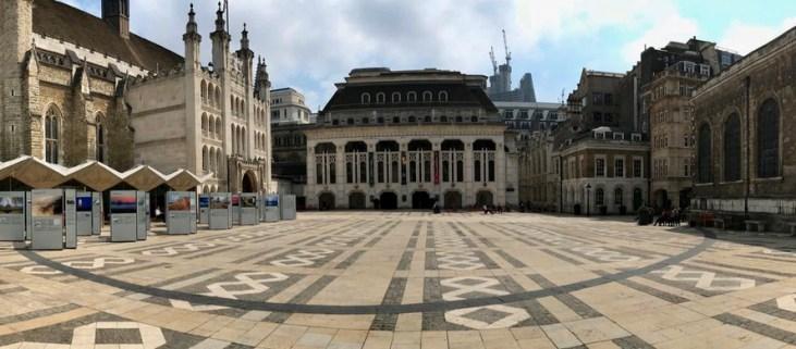 Londinium-roman-Amphitheatre-Guildhall-the-city