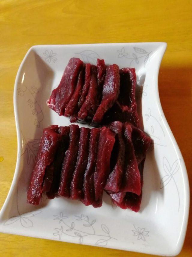 クジラの赤肉の刺身は美味しい?寄生虫・食中毒は大丈夫?【食べてみた】