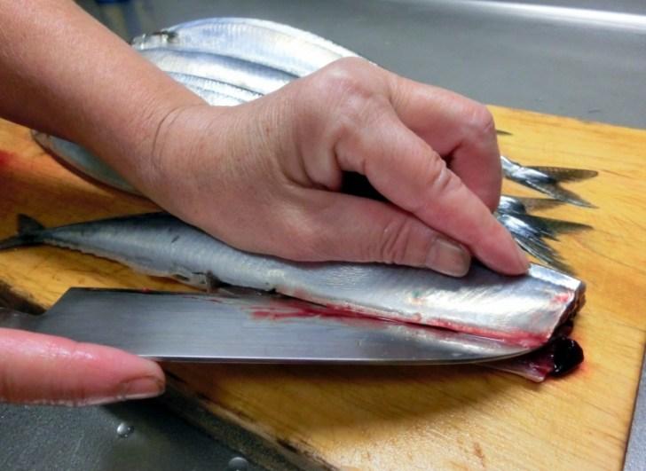 魚包丁を使いこなす