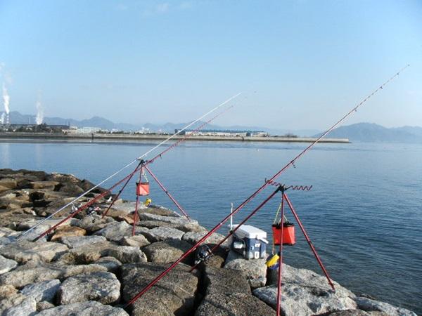 カレイ釣りの定番投げ釣り