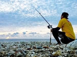 投げ釣りの仕掛けの画像