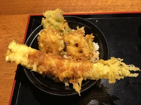 アナゴは穴子丼が最高!