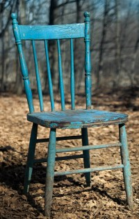 Upcycling: New Uses For Old Chairs | Fish & Bicycles
