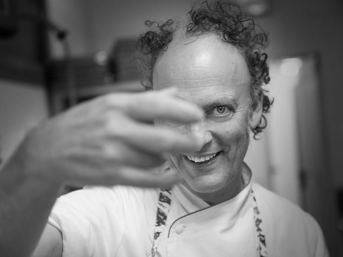 Fish & chef- 2015-Moreno Cedroni - Hotel Bellevue San Lorenzo - Malcesine