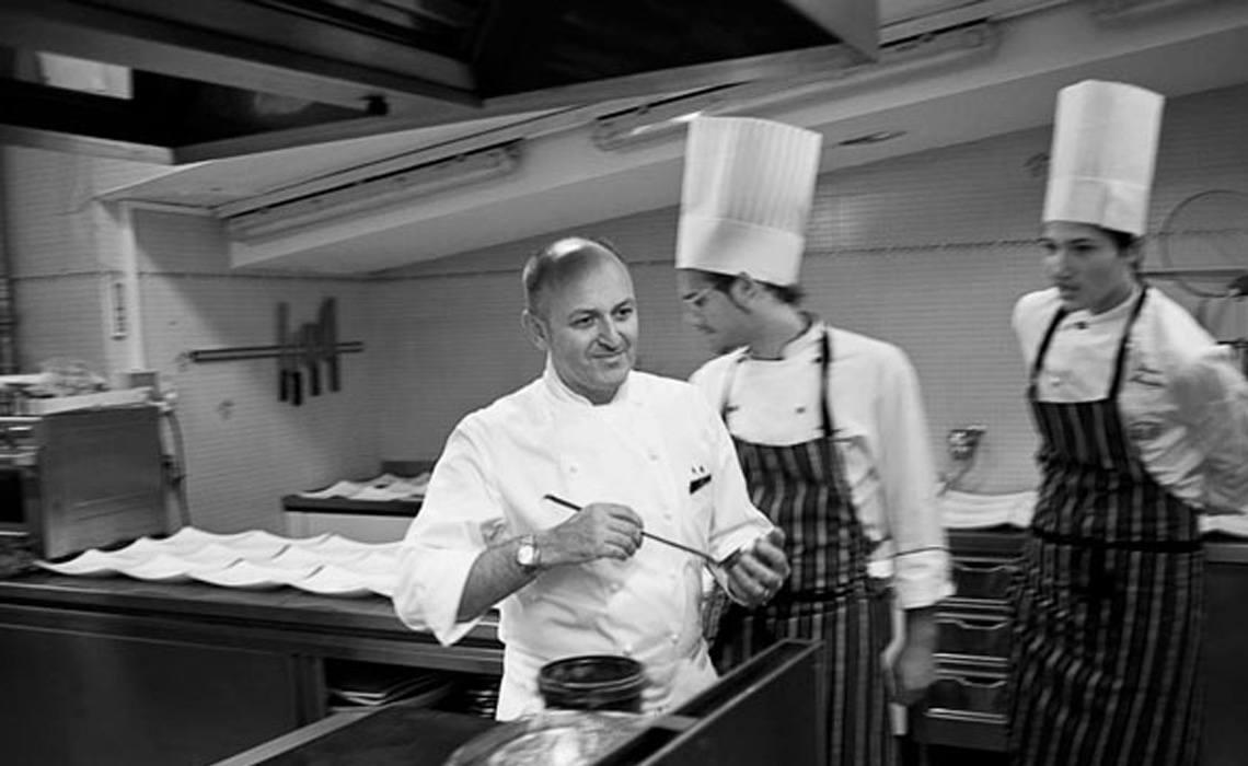 Alessandro Breda e Adriano Fumis- Fish & chef- 2011 - Hotel Capri -Malcesine